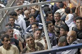 الاحتلال يعيد فتح حاجز الجلمة امام العمال الفلسطينيين