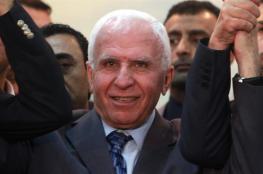 برئاسة الأحمد ..وفد رفيع من حركة فتح يزور دمشق للقاء الحكومة السورية