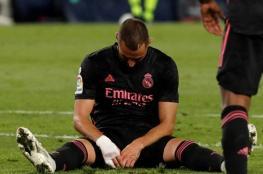 ريال مدريد يتعثر في أول مبارياته بالدوري الاسباني