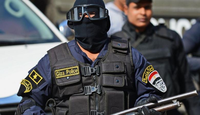 مصر تعلن احباط هجوم باستخدام متفجرات على قوة امنية غرب القاهرة