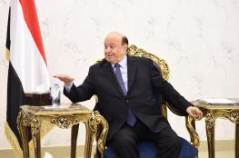 الكشف عن مصير الرئيس اليمني بعد توجهه الى اميركا بشكل عاجل