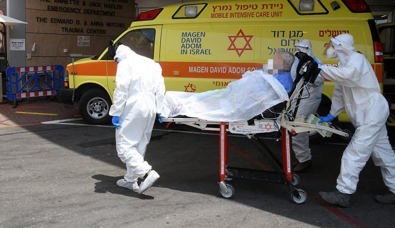 """أكثر من 70 الف اصابة بكورونا في """"اسرائيل """""""