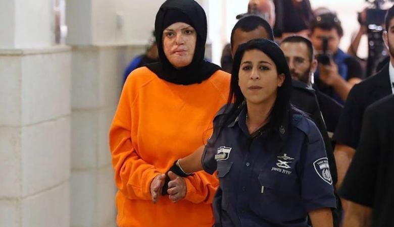 """حملة واسعة للمطالبة باطلاق سراح الأسيرة """" اسراء جعابيص """""""