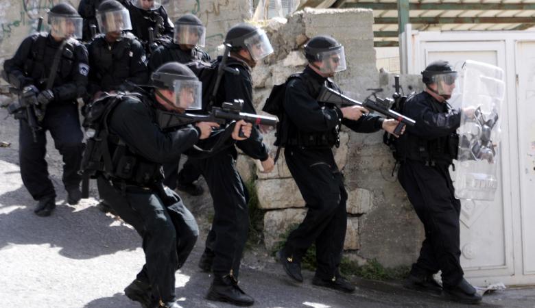 """فلسطين : ارهاب اردان في القدس """"لن يمر """""""