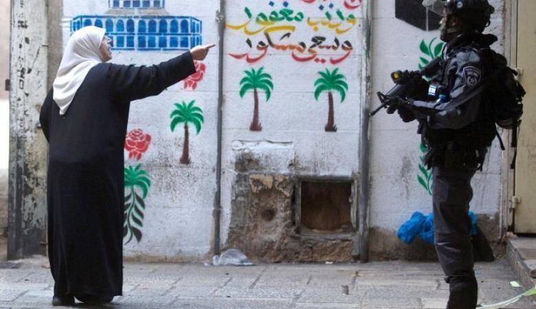 تحركات  لإلزام إسرائيل بالانسحاب من الأراضي الفلسطينية