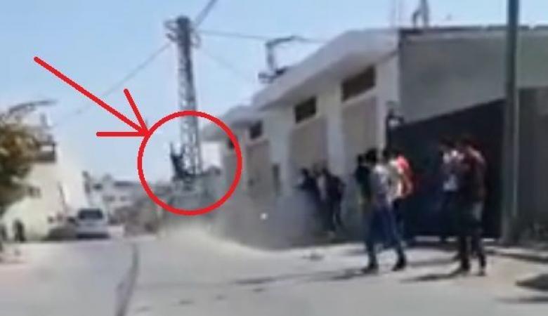 اصابة ضابط شرطة بجراح خطيرة في حادث دهس مروع