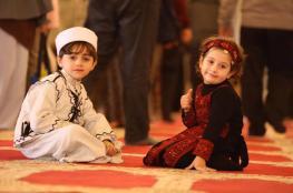 """عشرات الآلاف من الفلسطينيين يحيون ذكرى المولد النبوي في الأقصى """"صور """""""