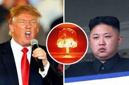 ترامب يهدد كوريا الشمالية  : سنرد عليكم بقوة