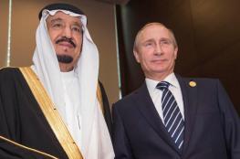 مباحثات بين بوتين والملك سلمان حول سوريا