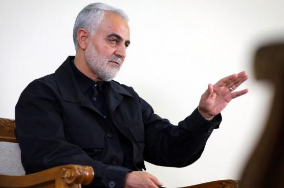 إيران تعلن مقتل رجل الاستخبارات الأمريكي المتهم بالتخطيط لقتل قاسم سليماني