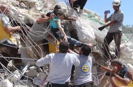 سوريا : الشهر الماضي كان الأكثر دموية للمدنيين