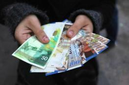 ادخال 50 مليون شيقل الى قطاع غزة