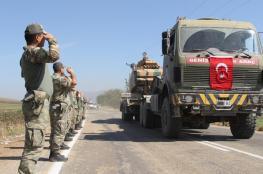 """وزير الدفاع التركي لجنوده المتوجهين الى ليبيا : """"لا تراجع """""""
