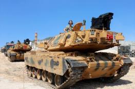 مع اقتراب هجوم ادلب ..قوات تركية جديدة تصل الى الحدود مع سوريا