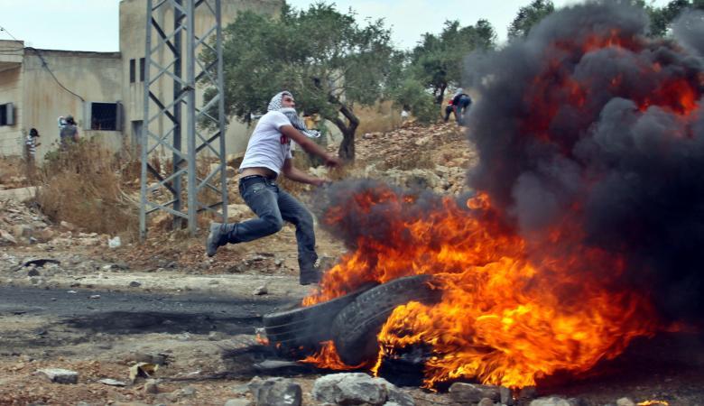 6 اصابات في مواجهات مع الاحتلال غرب أريحا