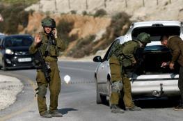 الاحتلال يعتقل مواطنين ويصادر 6 مركبات في الضفة الغربية