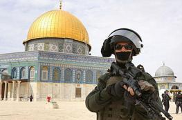 """""""الاوقاف"""": 1300 انتهاك إسرائيلي بحق المقدسات العام المنصرم"""