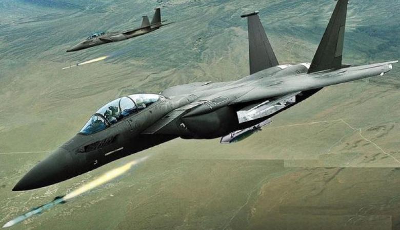 التحالف يقصف اجتماعاً لداعش في مطار الموصل