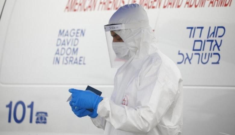 """43 وفاة و7589 إصابة بفيروس كورونا في """"إسرائيل"""""""