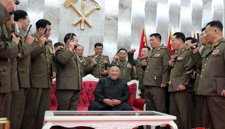 زعيم كوريا الشمالية يستبعد حروبا جديدة