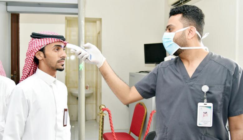 السعودية تتوقع تسجيل 200 ألف إصابة بفيروس كورونا
