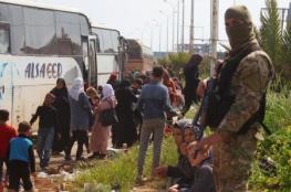 عشرات القتلى والجرحى بانفجار استهدف حافلات قرب حلب