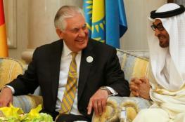 جولة خليجية مكوكية لتيلرسون: إلى الدوحة مجدداً