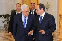 الرئيس عباس يزور مصر غدا الجمعة