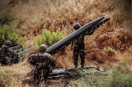 فيديو: القسام يبث مقاطع فيديو لرشقات صاروخية من غزة