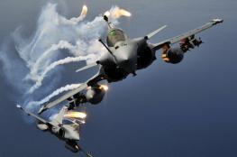 فرنسا تقصف مركز اتصالات خاص لداعش في الموصل