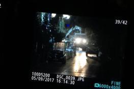 مواجهات عنيفة وسط رام الله بعد اقتحام لقوات الاحتلال