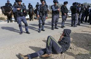 استشهاد مواطن ومقتل شرطي خلال اقتحام قوات الاحتلال قرية ام الحيران في النقب