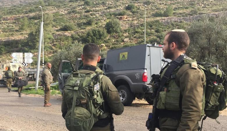 اسرائيل تستدعي قوات خاصة وتحاصر منفذي عملية سلفيت