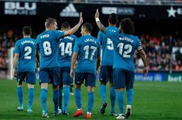 ريال مدريد يعير حارس مرماه الى فريق رونالدو