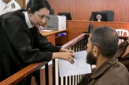 الأسرى الاداريون يواصلون مقاطعتهم لمحاكم الاحتلال العسكرية