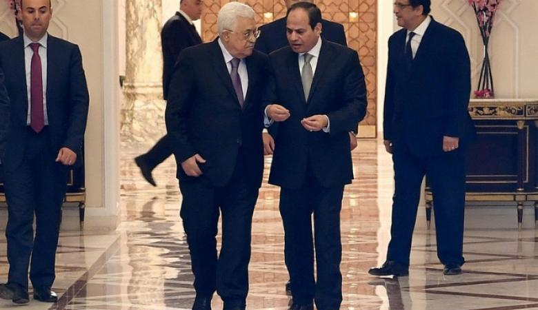 مصر : فلسطين تستحق دولة مستقلة ولا نعرف صفقة القرن