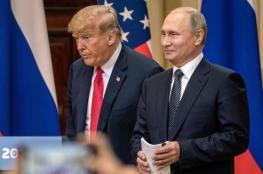 ترامب: روسيا لا تستهدفنا وأنا أكثر رئيس شدة عليها