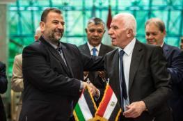 العاروري : المصالحة الفلسطينية لم تنهار