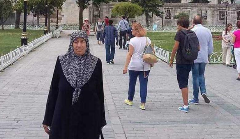 """اعتقال فلسطينية """"71 """" عاما أم لسبعة أبناء وجدة لـ30 حفيداً"""