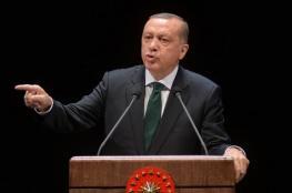 اردوغان يهدد الحشد الشعبي الشيعي بالرد القاسي