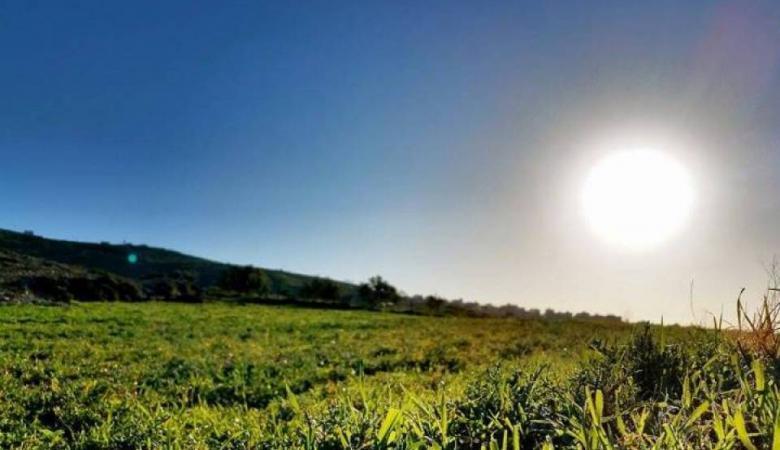 حالة الطقس: توالي ارتفاع درجات الحرارة حتى السبت المقبل