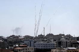 سرايا القدس تطلق رشقة جديدة من الصواريخ صوب المستوطنات