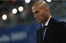 """زيدان يعتبر التعادل مع أتليتكو مدريد """"صدمة"""" لفريقه"""