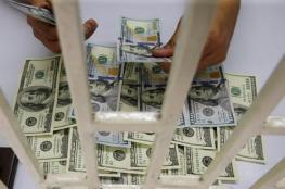 تراجع ملحوظ على سعر صرف الدولار مقابل الشيقل