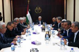اجتماع فلسطيني رفيع المستوى لمواجهة التحديات
