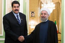 """روحاني : ايران تدعم الرئيس الفنزويلي""""مادورو """""""