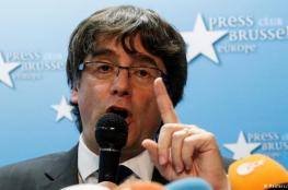المحكمة العليا الإسبانية تستدعي رئيس إقليم كاتالونيا المعزول