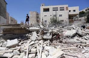 جرافات الاحتلال تهدم منزلا في العيسوية وسط القدس