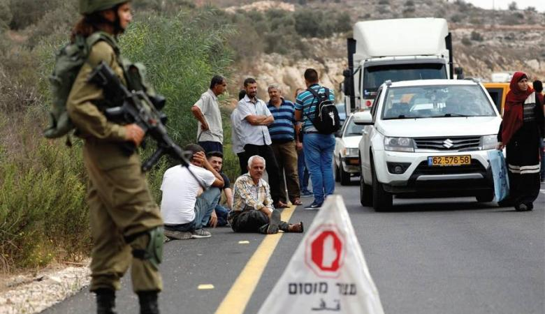 اسرائيل تقرر اغلاق الضفة الغربية لعدة أيام