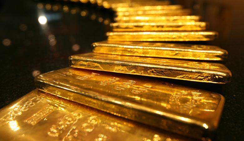 الذهب يهبط الى أدنى مستوى له منذ اسبوع